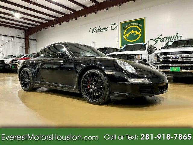 2008 Porsche 911 Targa 4 AWD