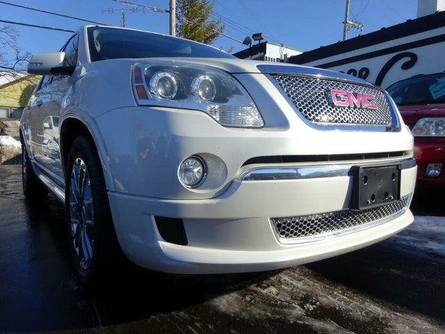 2011 GMC Acadia Denali AWD