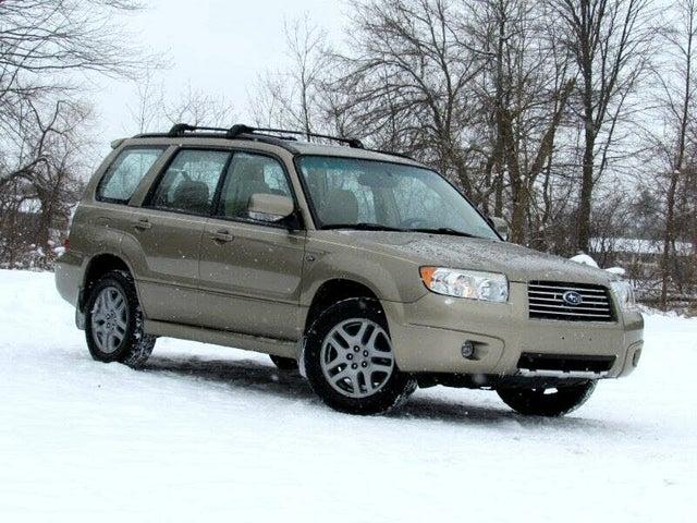2008 Subaru Forester 2.5 X L.L. Bean Edition
