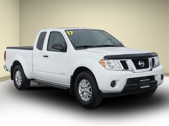 2017 Nissan Frontier SV King Cab