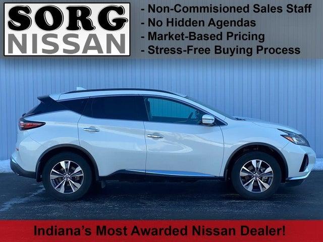 2019 Nissan Murano SV AWD