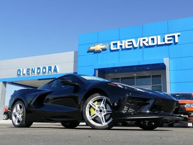 2021 Chevrolet Corvette Stingray 3LT Coupe RWD