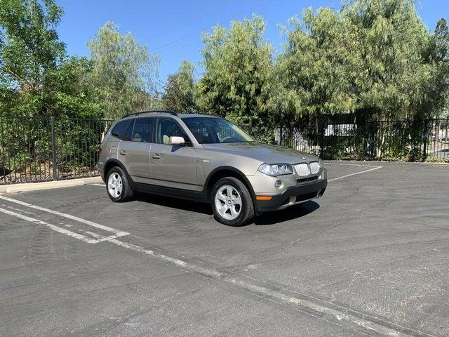 2007 BMW X3 3.0si AWD