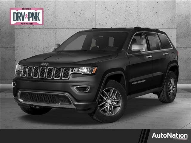 2020 Jeep Grand Cherokee Limited RWD