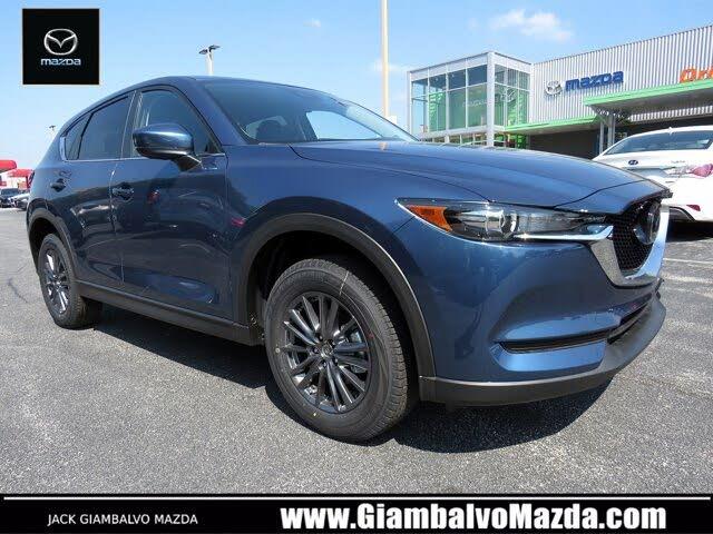 2020 Mazda CX-5 Touring AWD