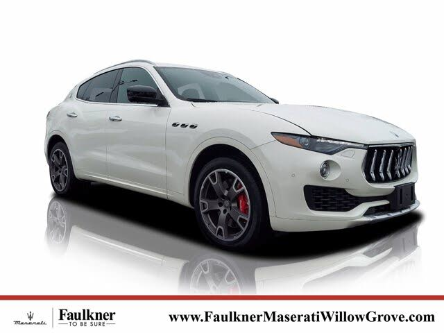 2017 Maserati Levante S 3.0L