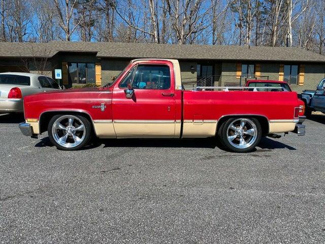 1985 Chevrolet C/K 10 Silverado RWD