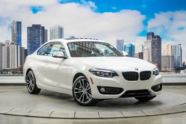2021 BMW 2 Series 230i xDrive Coupe AWD
