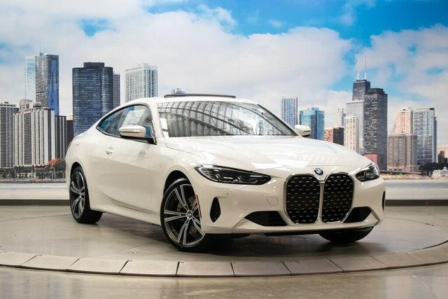 2021 BMW 4 Series 430i xDrive Coupe AWD