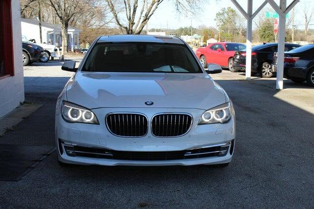 2013 BMW 7 Series 740Li xDrive AWD