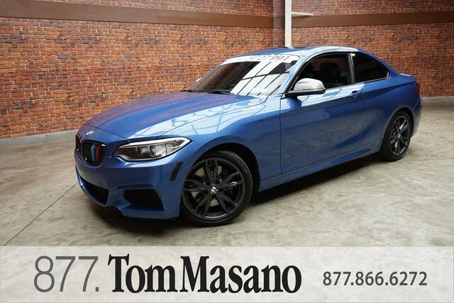 2016 BMW 2 Series M235i xDrive Coupe AWD