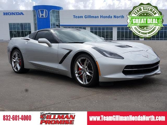 2016 Chevrolet Corvette Stingray Z51 2LT Coupe RWD
