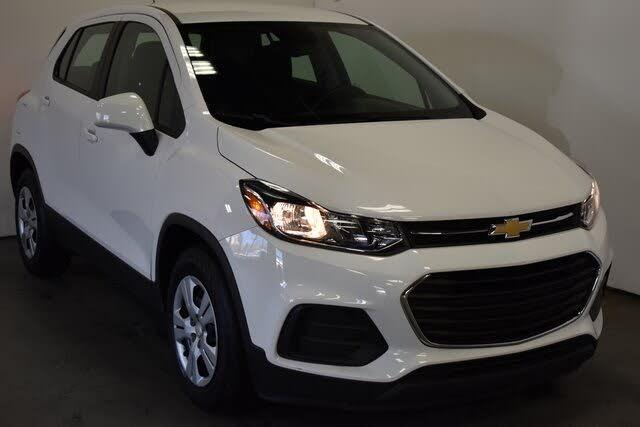 2017 Chevrolet Trax LS FWD