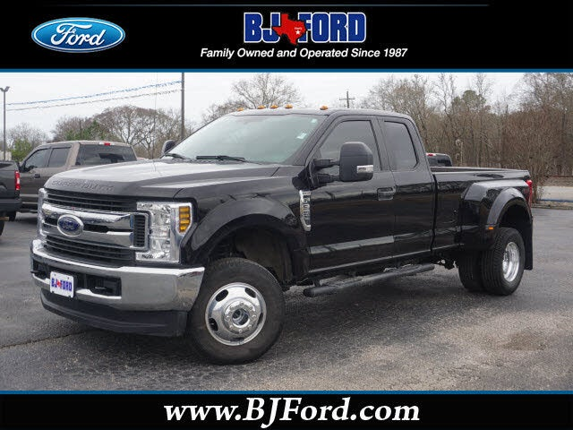 2019 Ford F-350 Super Duty XL SuperCab LB DRW 4WD