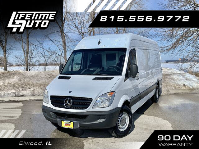 2013 Mercedes-Benz Sprinter Cargo 2500 170 High Roof Extended RWD