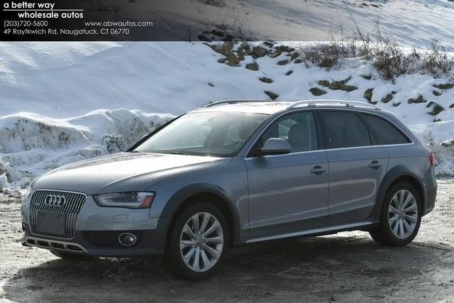 2016 Audi A4 Allroad 2.0T quattro Premium Plus AWD