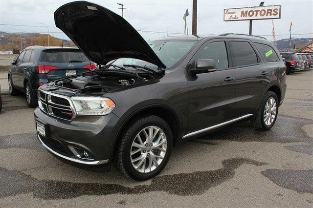 2016 Dodge Durango Limited AWD