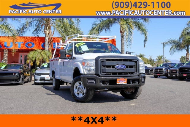 2012 Ford F-350 Super Duty XL SuperCab LB 4WD