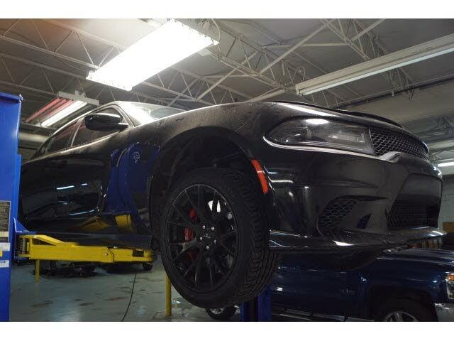 2016 Dodge Charger SRT Hellcat RWD