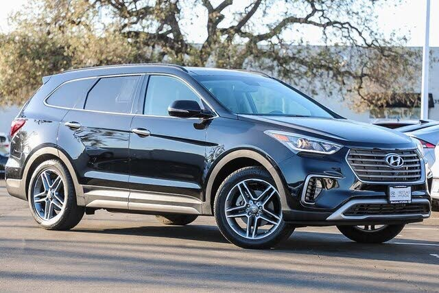2018 Hyundai Santa Fe Limited Ultimate FWD