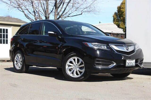 2017 Acura RDX FWD with AcuraWatch Plus Package