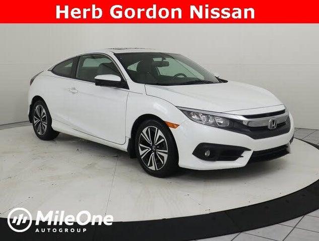 2017 Honda Civic Coupe EX-L