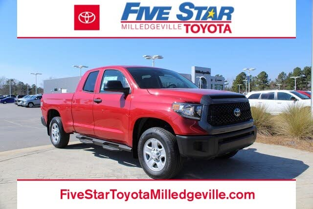 2021 Toyota Tundra SR Double Cab 4WD