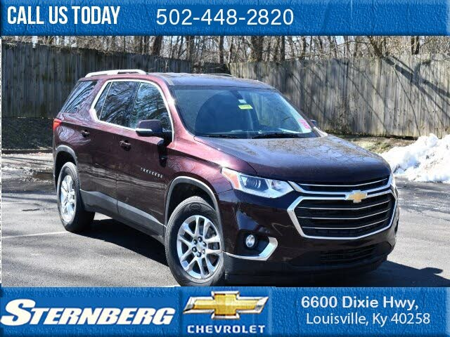 Used Chevrolet Traverse For Sale In Louisville Ky Cargurus