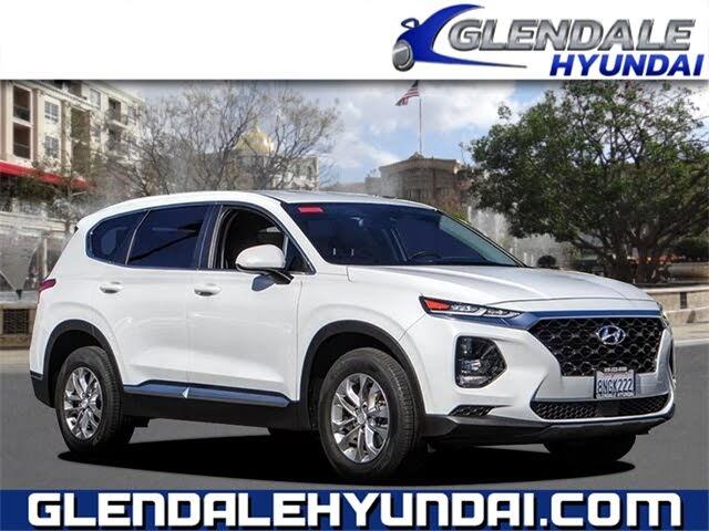 2020 Hyundai Santa Fe 2.4L SE FWD with SULEV