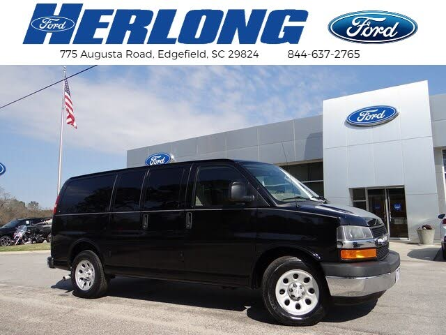 2014 Chevrolet Express Cargo 1500 AWD