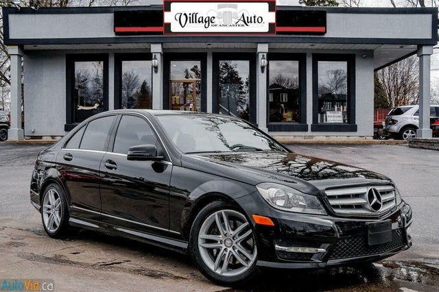 2013 Mercedes-Benz C-Class C 300 Sedan 4MATIC
