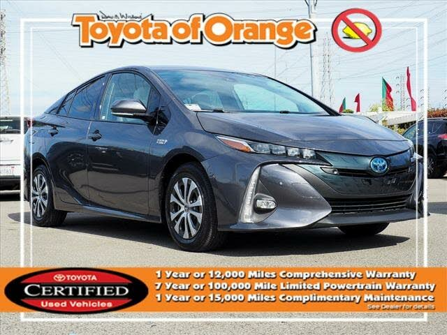 2020 Toyota Prius Prime Limited FWD