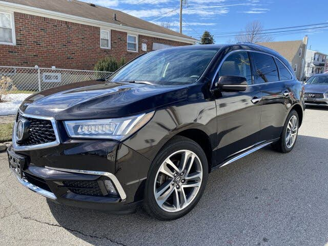 2017 Acura MDX SH-AWD with Advance Package