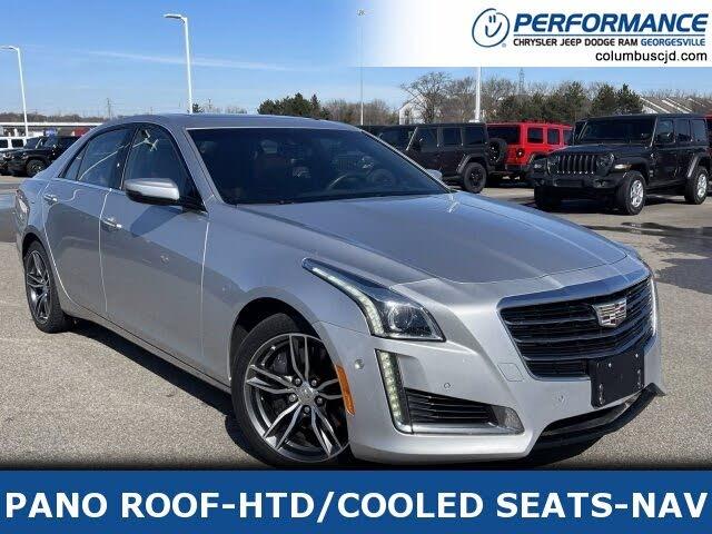 2017 Cadillac CTS 3.6TT V-Sport Premium Luxury RWD