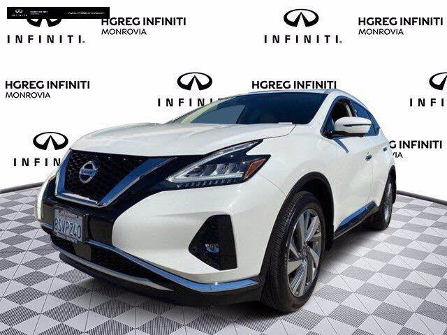 2020 Nissan Murano SL FWD