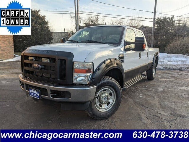 2010 Ford F-350 Super Duty XL Crew Cab LB DRW 4WD