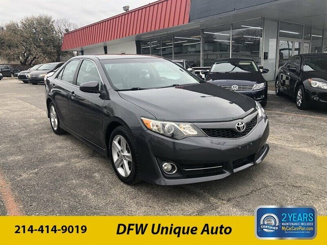 2012 Toyota Camry SE Sport Limited Edition