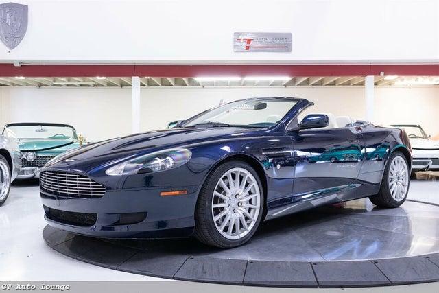 2006 Aston Martin DB9 Volante Convertible RWD