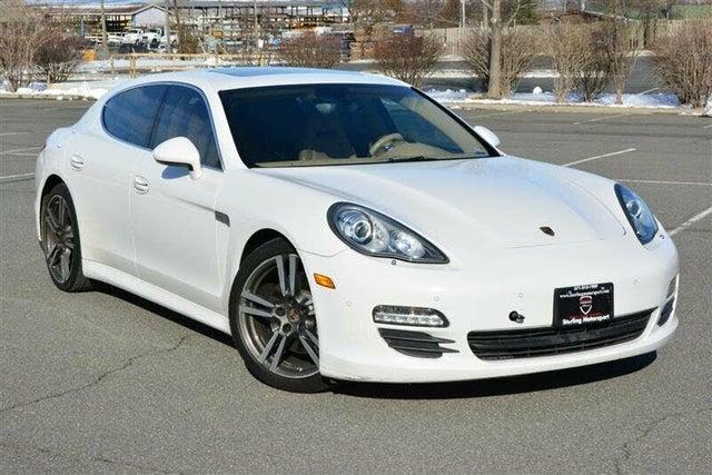 2012 Porsche Panamera 4S AWD