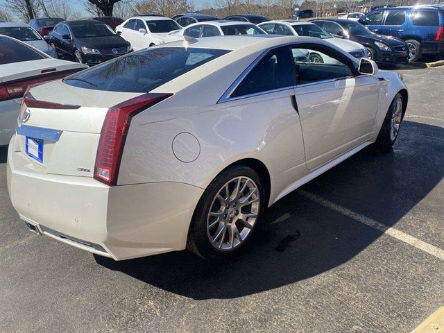 2011 Cadillac CTS Coupe 3.6L Premium RWD