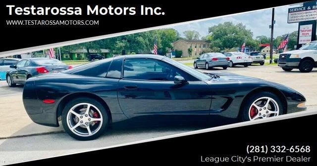 2000 Chevrolet Corvette Coupe RWD