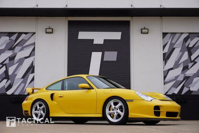 2003 Porsche 911 GT2 Turbo