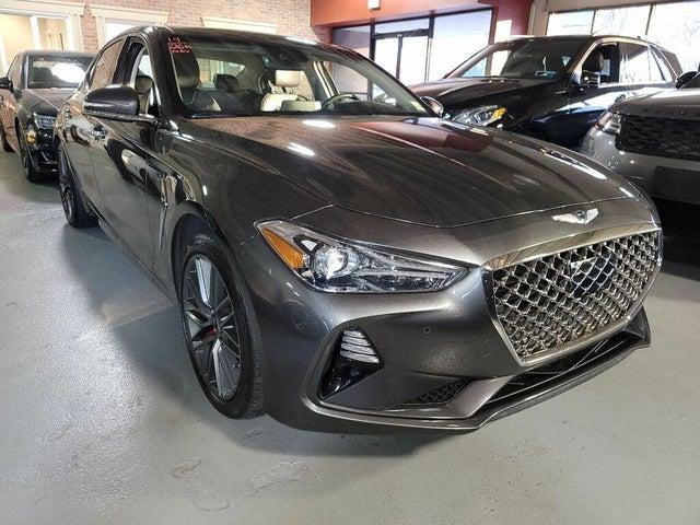 2019 Genesis G70 3.3T Advanced AWD