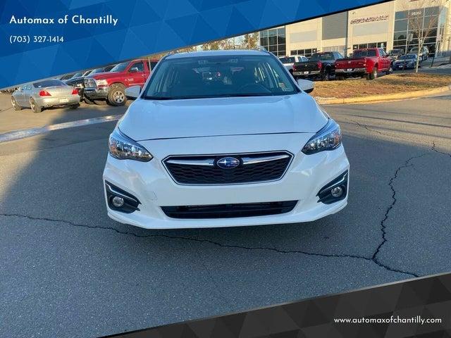 2019 Subaru Impreza 2.0i Premium Hatchback AWD