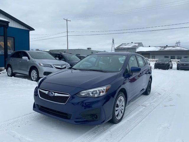 2017 Subaru Impreza 2.0i Convenience Hatchback AWD