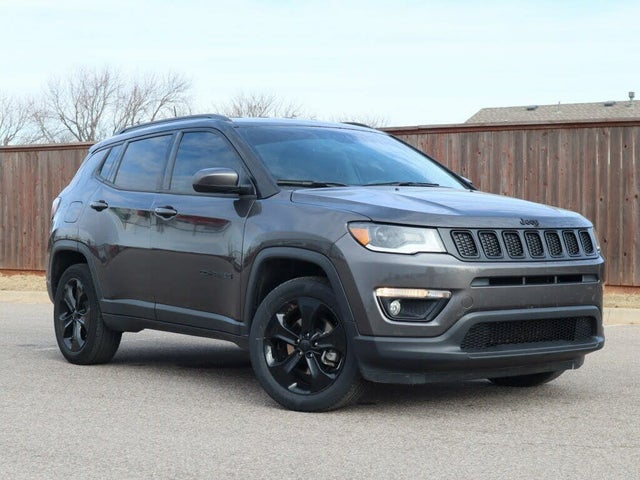 2019 Jeep Compass Altitude 4WD