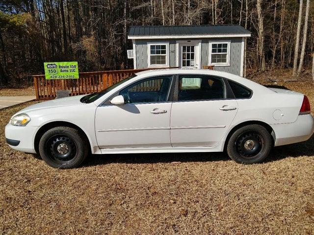 2012 Chevrolet Impala Police FWD