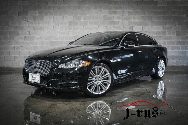 2012 Jaguar XJ-Series XJL Supercharged RWD