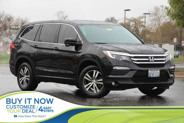 2018 Honda Pilot EX-L FWD with Navigation