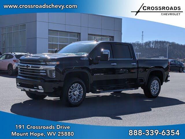 2020 Chevrolet Silverado 2500HD High Country Crew Cab 4WD